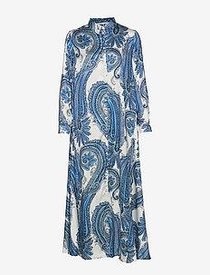 Themis dress - NAVY