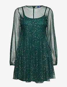 Rex dress - FORREST GREEN