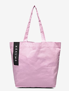 Utana Totebag - casual shoppers - pink