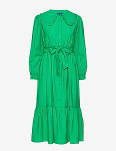 Stella dress - GREEN