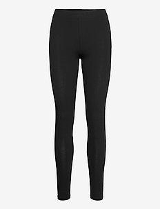 Asui Leggings - leggings - black