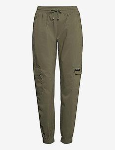 Ari Pant - rette bukser - army