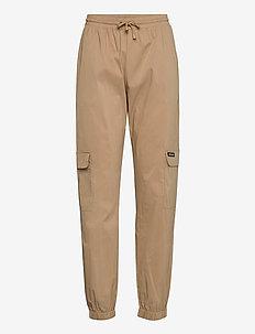 Ari Pant - rette bukser - sand