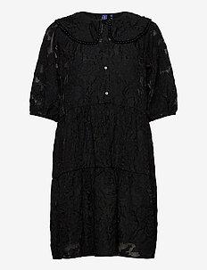 Ayah Dress - korta klänningar - black