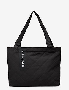 Arlo Bag - shoppers - black