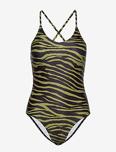 Ummi Swimsuit - badedragter - olive