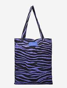 Uxana Bag - fashion shoppers - crown blue
