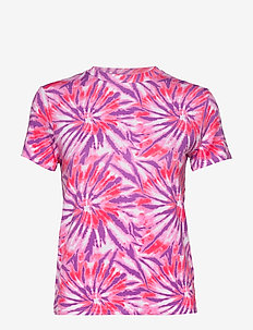 Unah Tee - t-shirts - pink
