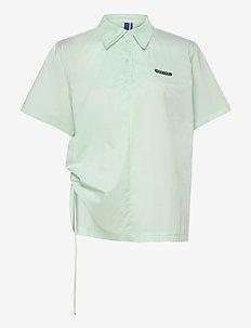 DominiqueRS Shirt - short-sleeved shirts - mint