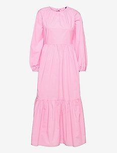 DomoRS Dress - sommerkjoler - pink