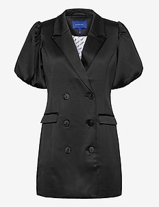 Brandy Blazer - getailleerde blazers - black