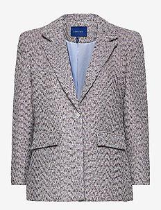 Belice Blazer - getailleerde blazers - blue