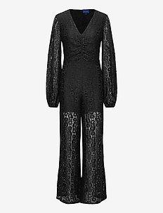 Boston Bodysuit - jumpsuits - black