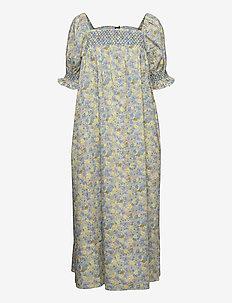 EileenRS Dress - maxi dresses - pastel green