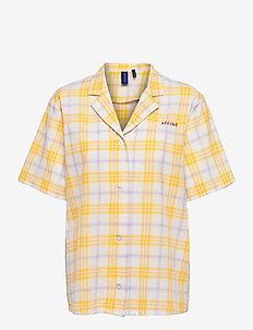 ElissarRS Shirt - short-sleeved shirts - yellow