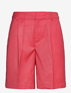 ElodieRS - chino shorts - red