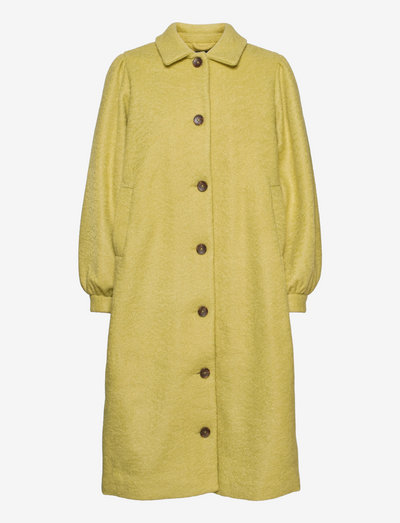 Gabi RS Coat - uldfrakker - light olive