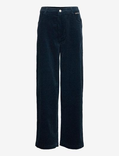 Ganilla RS Pant - straight jeans - navy
