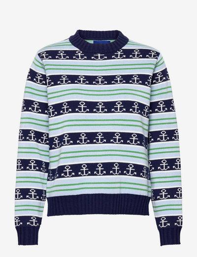 Gregor RS Pullover - trøjer - dove