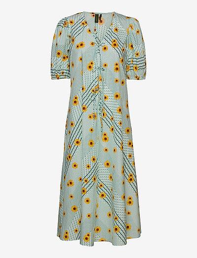 FannyRS Dress - sommerkjoler - mint