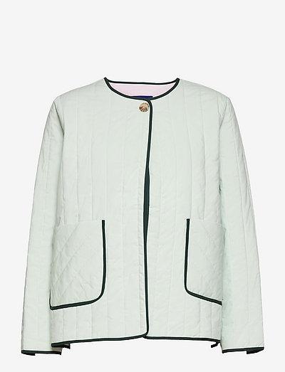 FemkeRS Jacket - quiltede jakker - mint