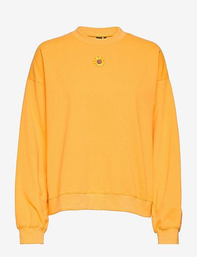 FleurRS Sweat - sweatshirts - sunflower