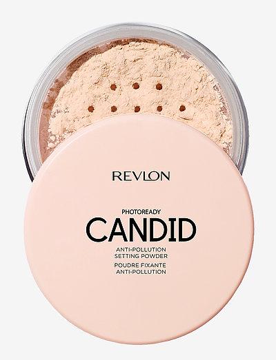 CANDID SETTING POWDER SETTING POWDER - pudder - no color