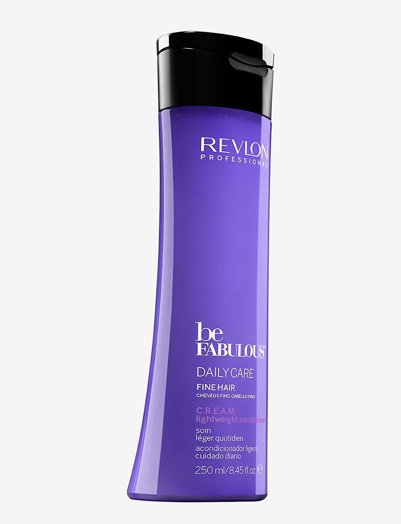 Revlon Professional - BE FABULOUS FINE CREAM CONDITIONER - hoitoaine - no color - 0