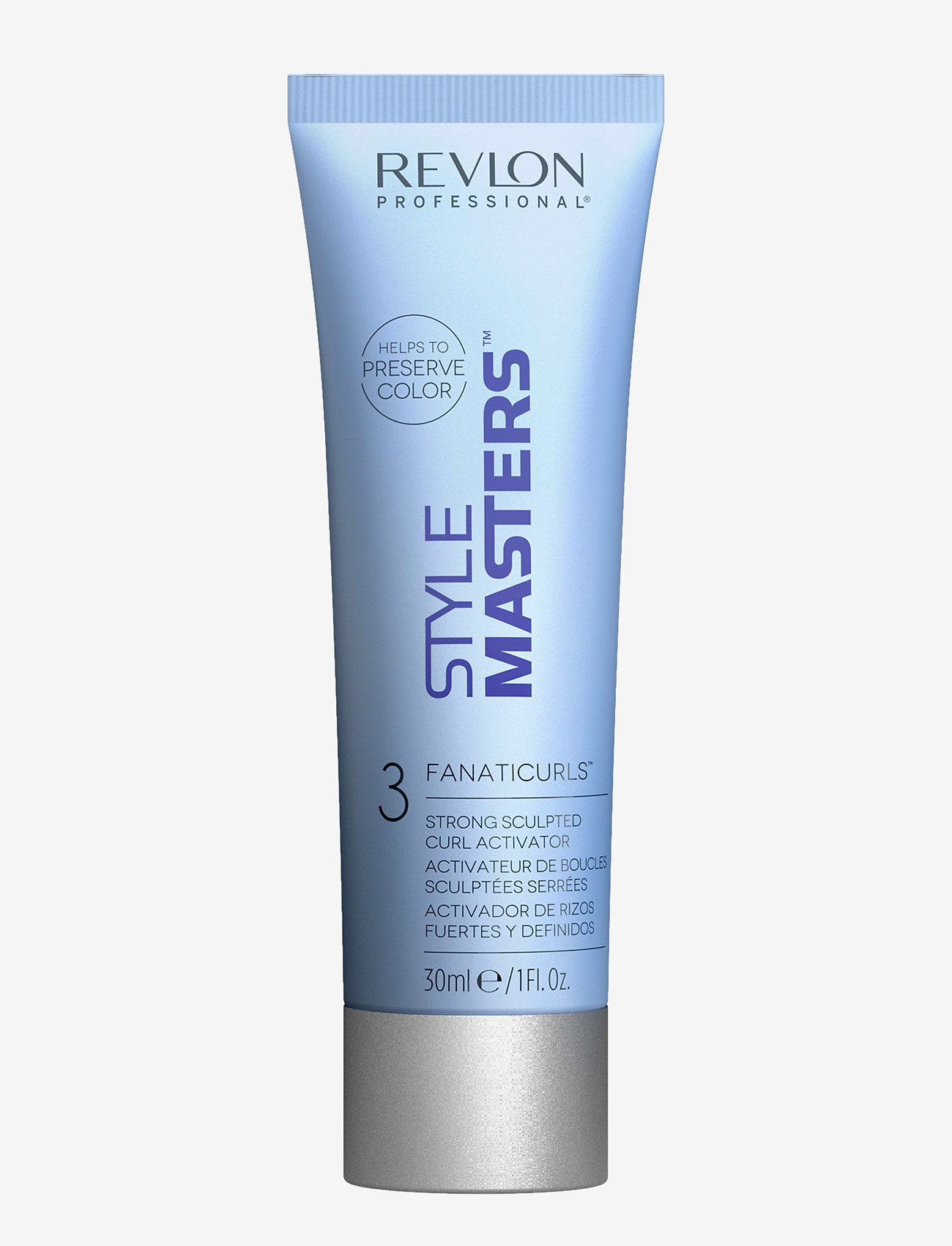 Revlon Professional - STYLE MASTERS STYLING CURLY FANATICURLS - hiuslakat - no color - 0