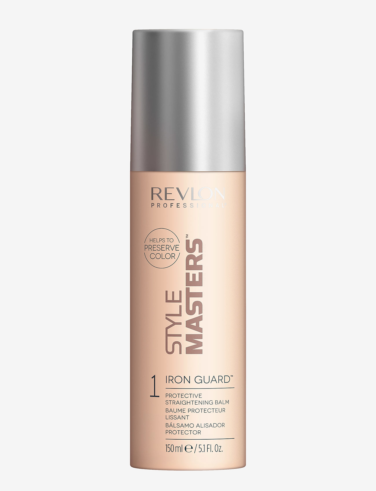 Revlon Professional - STYLE MASTERS STYLING SMOOTH IRON GUARD - varmebeskyttelse  - no color - 0