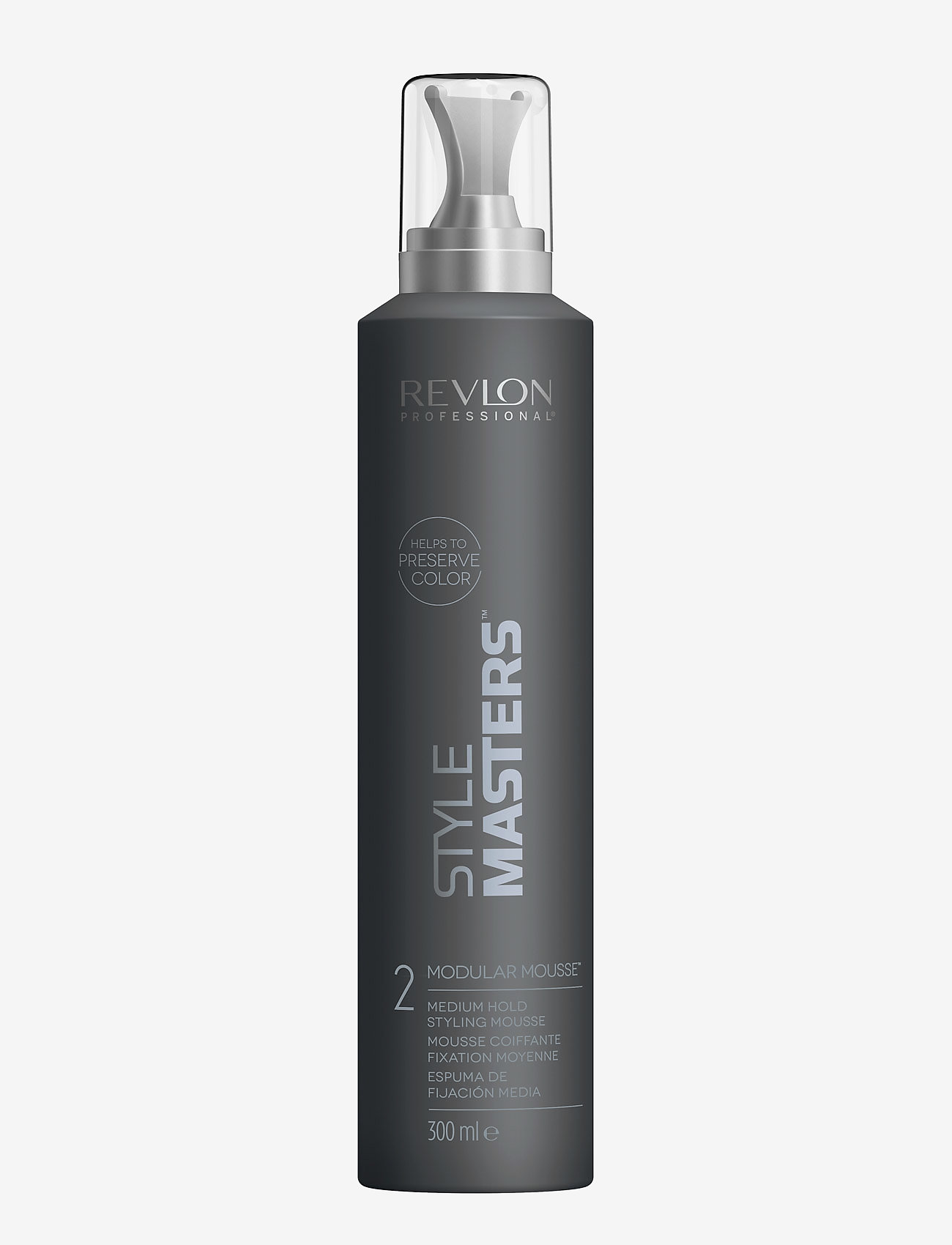 Revlon Professional - STYLE MASTERS STYLING STYLING MODULAR MOUSSE - muotovaahdot - no color - 0
