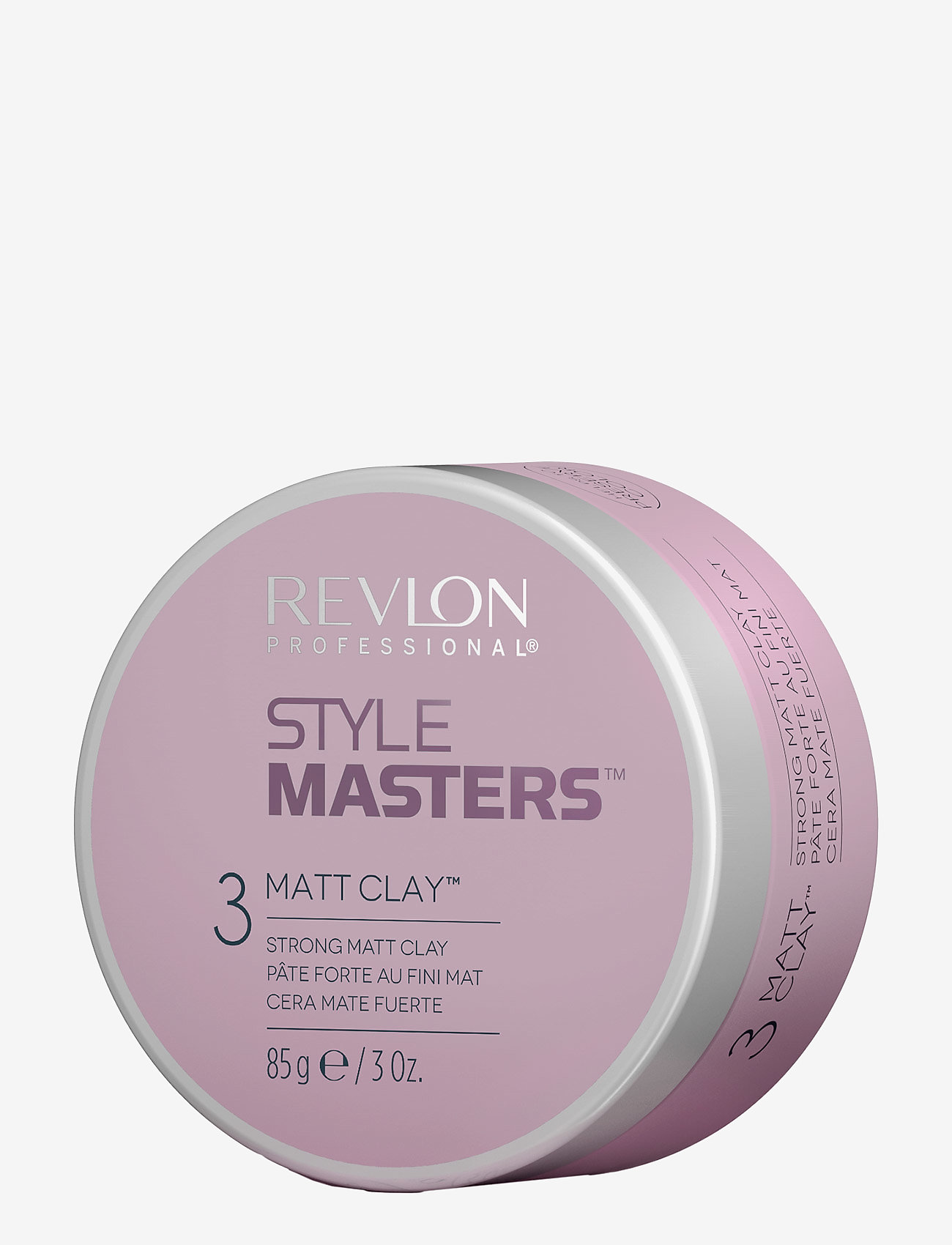Revlon Professional - STYLE MASTERS STYLING CREATOR MATT CLAY - vahat & geelit - no color - 0