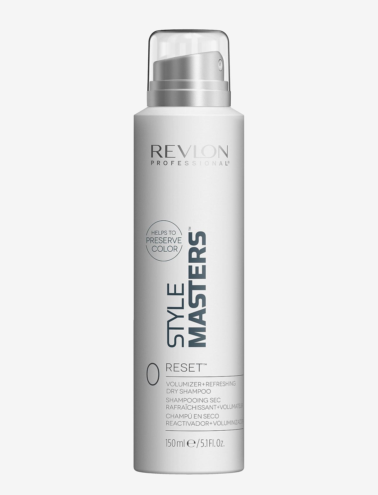 Revlon Professional - STYLE MASTERS STYLING RESET - kuivashampoo - no color - 0