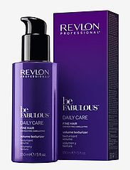 Revlon Professional - BE FABULOUS FINE VOLUMETEXTURIZER - vahat & geelit - no color - 1