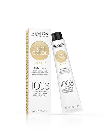 NUTRICOLOR CREME TUBE 1003 GOLDEN BLONDE - hoidot - 1003 golden blonde