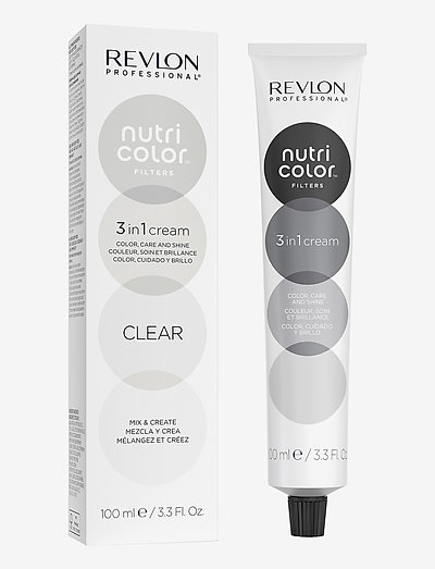NUTRI COLOR FILTERS 100ML CLEAR - hoidot - clear