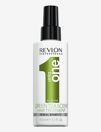 UNIQ ONE GREEN TEA, GREEN 12X - hårkurer - no color