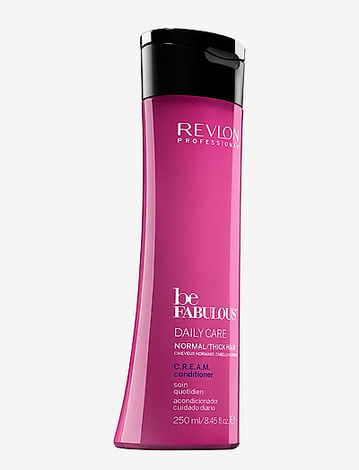 BE FABULOUS NORMAL/THICKCREAM CONDITIONER - hoitoaine - no color