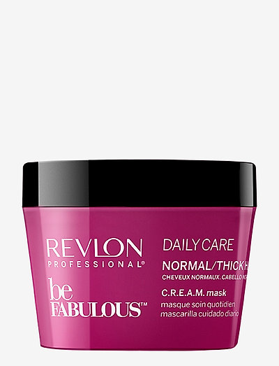 BE FABULOUS NORMAL/THICKCREAM MASK - NO COLOR