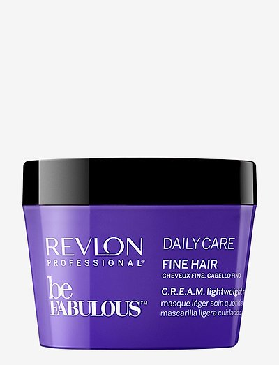 BE FABULOUS FINE CREAM LIGHTWEIGHT MASK - NO COLOR