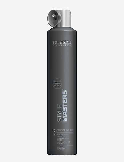 STYLE MASTERS STYLING PHOTO FINISHER HAIRSPRAY - NO COLOR
