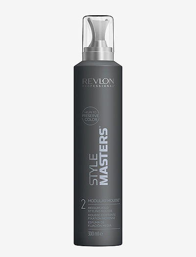 STYLE MASTERS STYLING STYLING MODULAR MOUSSE - NO COLOR