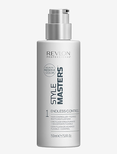 STYLE MASTERS STYLING ENDLESS CONTROL - voks & gel - no color