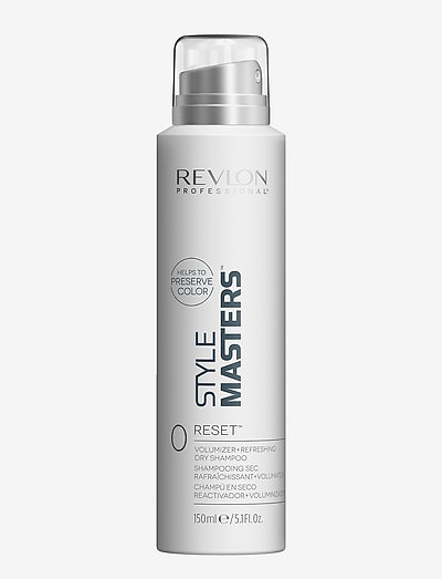 STYLE MASTERS STYLING RESET - tørshampoo - no color