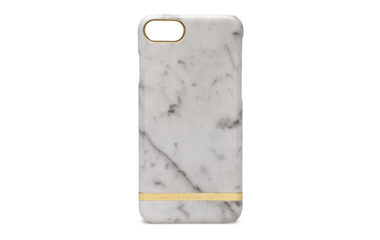 Populære White Marble Glossy Iphone 7 (White Marble) (£37) - Richmond IC-91