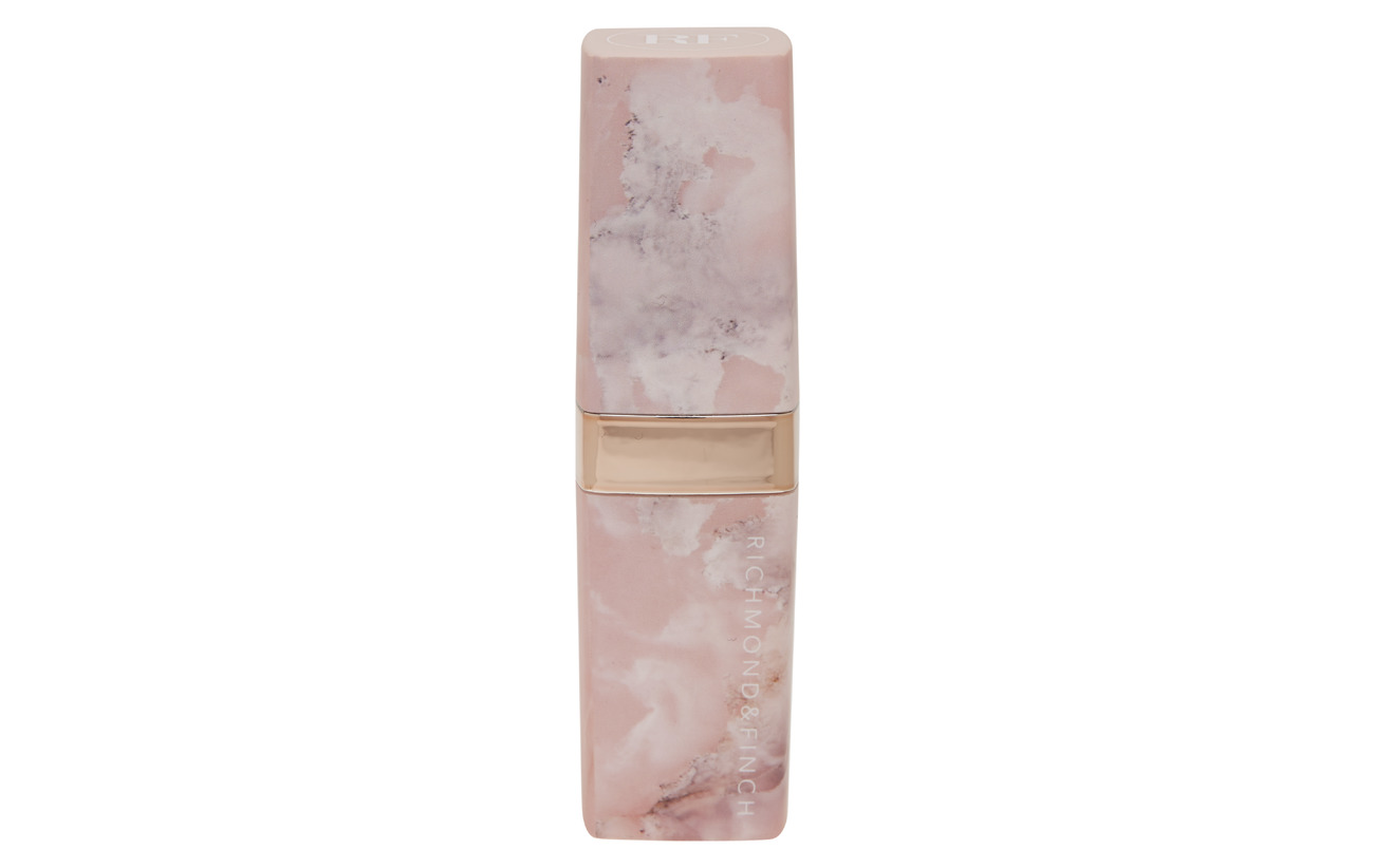 Richmond & Finch Lipstickpowerbank - PINK MARBLE