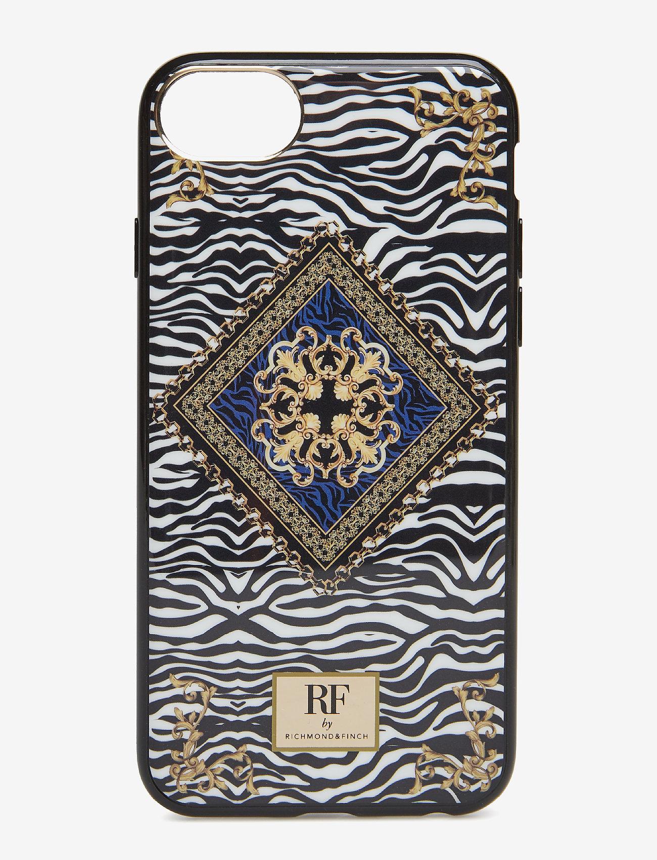 Richmond & Finch - Zebra Chain - mobile accessories - multi colored