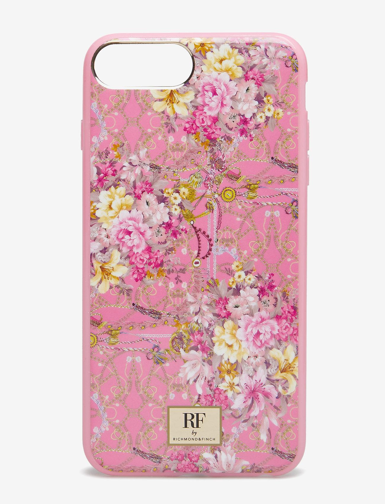 Richmond & Finch - Floral Chain - mobile accessories - multi colored