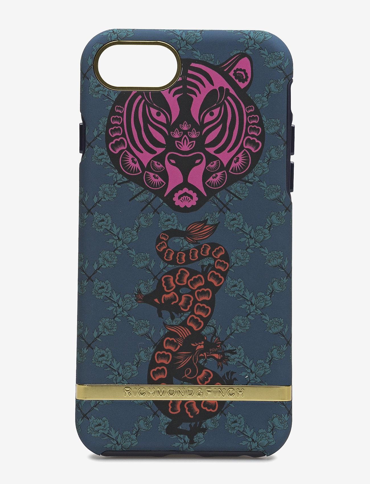 Richmond & Finch - Tiger & Dragon - puhelimen kuoret - tiger & dragon - 0