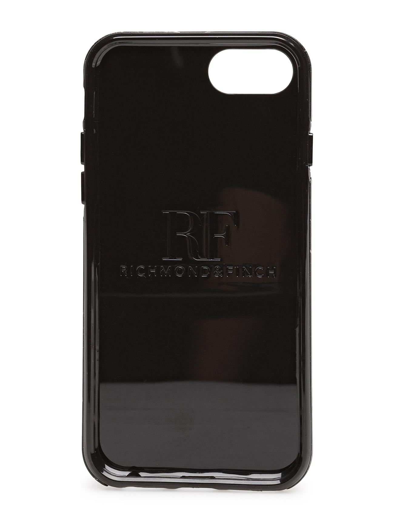 Richmond & Finch - Black Marble - puhelimen kuoret - black - 1